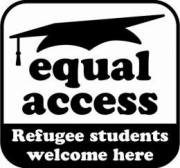 Equal Access - Refugee students welcome here