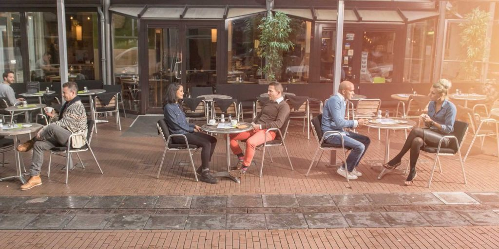 5x de warmste terrassen van Nederland met Sit  Heat