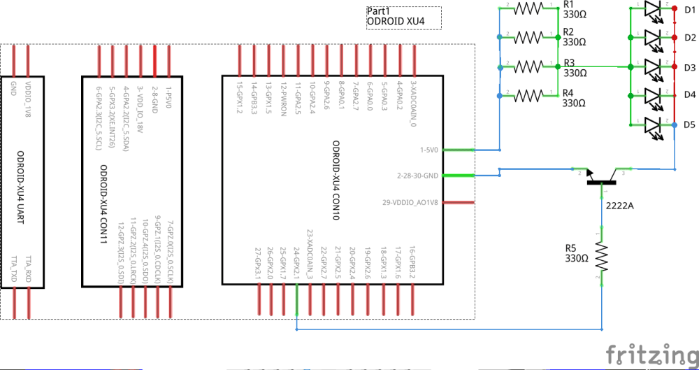 medium resolution of  ir blaster home assistant using infrared motors and relays figure 03 fritzing circuit