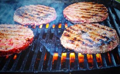 hamburger agli aromi - hamburger alla grliglia