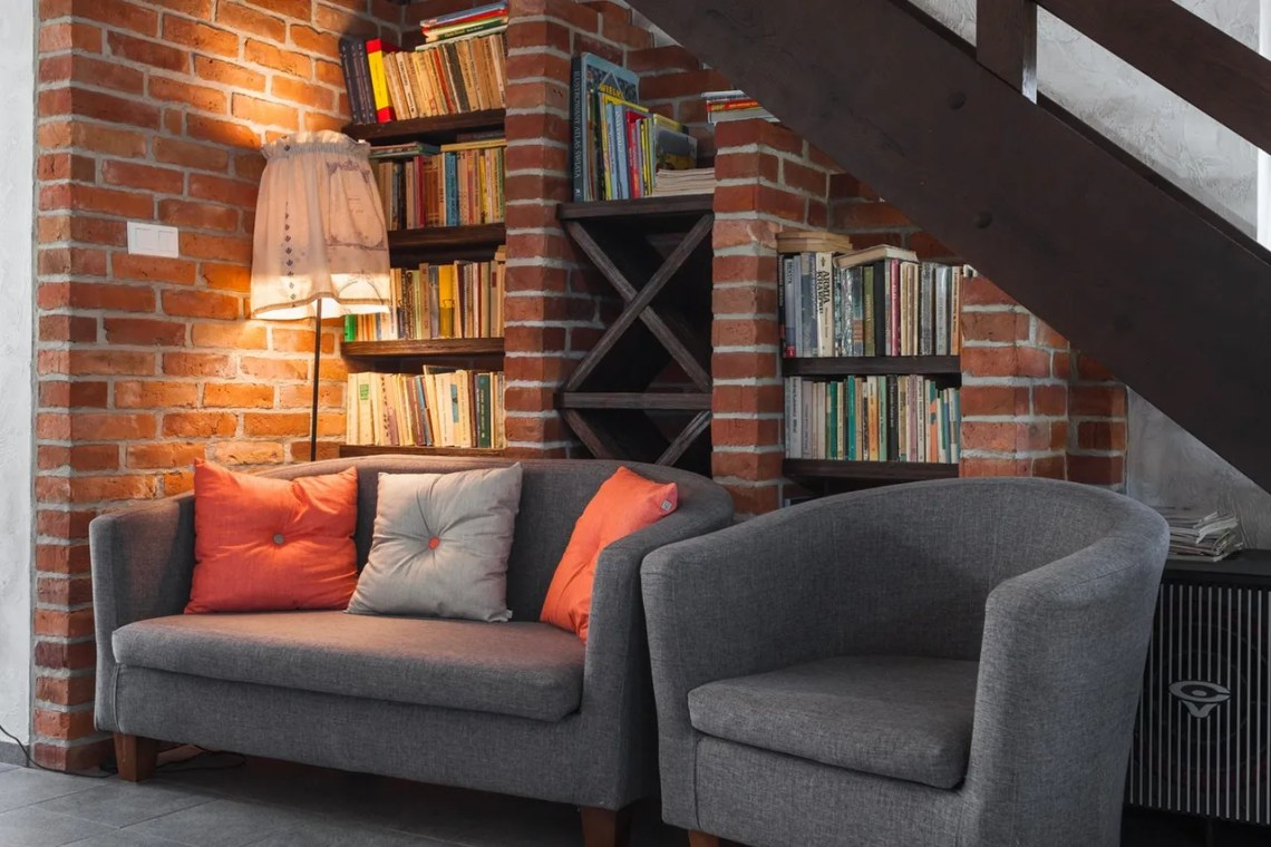 industrial chic - home