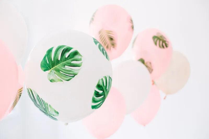 stile jungle - palloncini