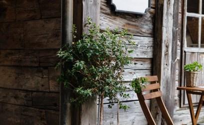 Tendenze arredo giardino 2018 - legno outdoor