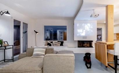 casa pa - ristrutturazione villa anni '50 in Sardegna