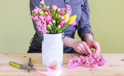 vasi fai da te primavera - idee di upcycling