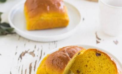 Pane alla zucca: la ricetta dei panini dolci al sapore d'autunno