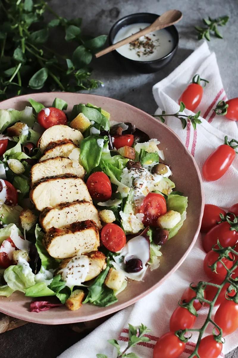 Insalata Caesar ricetta: come grigliare il pollo alla perfezione