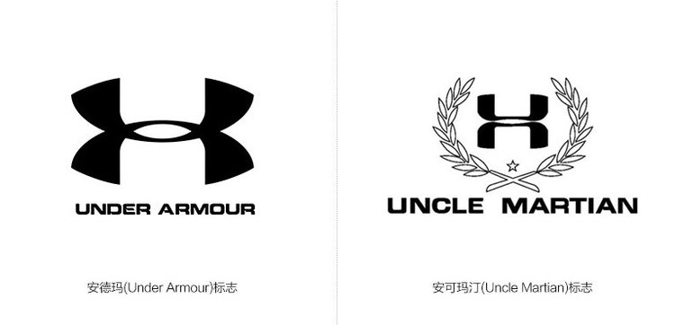The Wrap: Under Armour Files Trademark Infringement