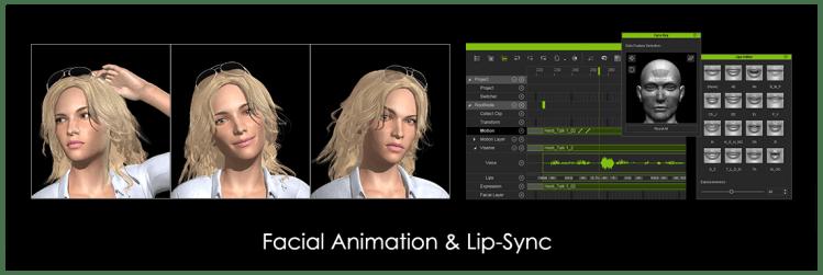 facial-animation