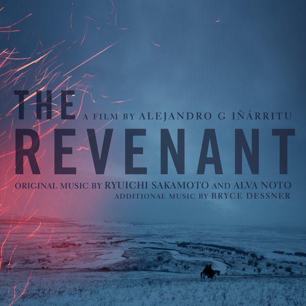 Ryuichi Sakamoto's score for The Revenant