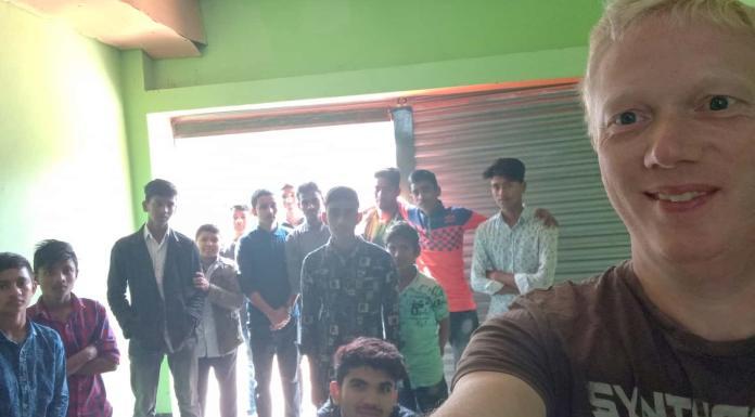 Curious people visiting Seats2meet Bangladesh