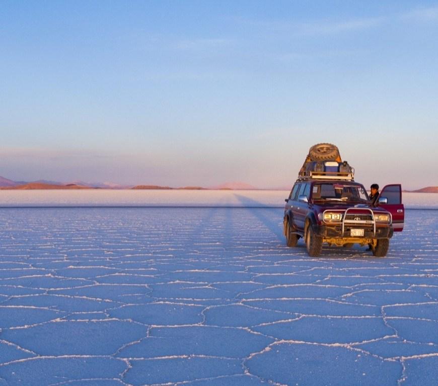 Salt Flats Bolivia