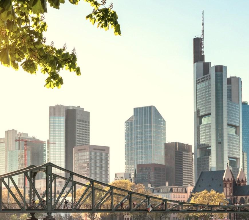 Frankfurt Banner