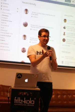 StartUs Founder David R. Prasser