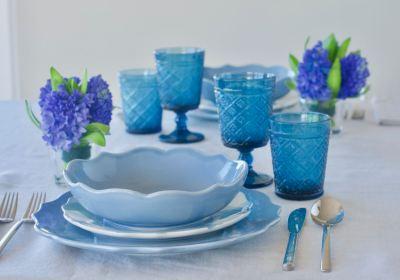 tavola primavera- conchita