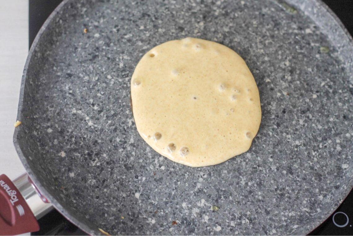 come preparare i pancakes con la crepiera tognana