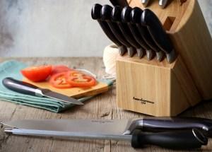 Ceppo di coltelli di Tognana