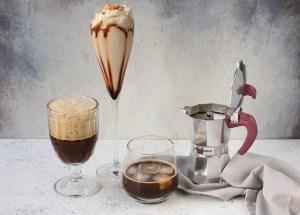 Tre varianti di caffè freddo