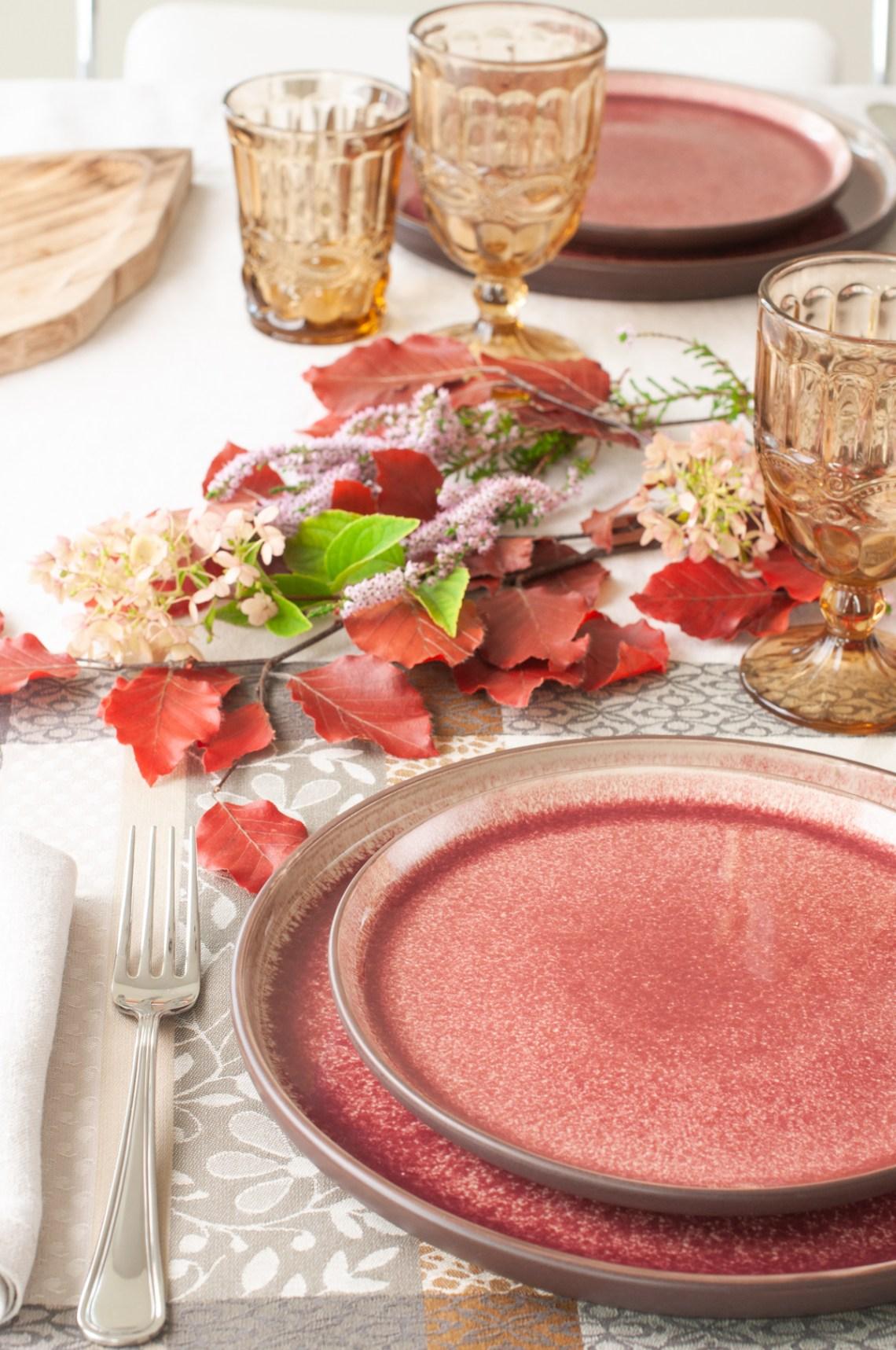 tavola autunno Arizona
