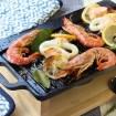 Grigliata di pesce al limone con fusion taste