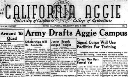 Digitize The Aggie Archives