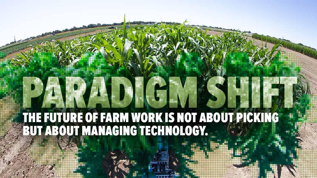 photo illustration: Paradigm Shift