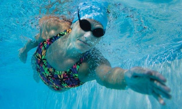 The Swimming Professor