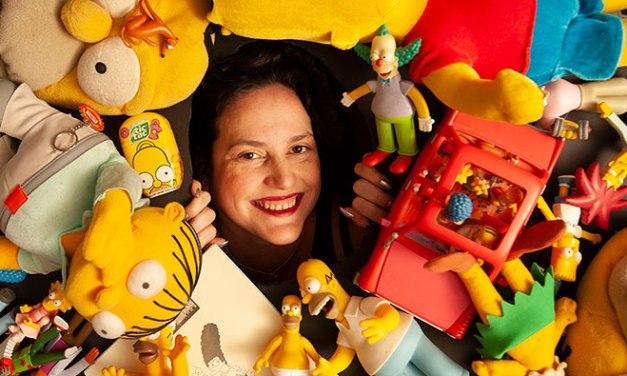 The Campus Simpsonologist