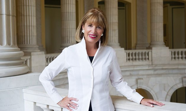The Unbreakable Jackie Speier