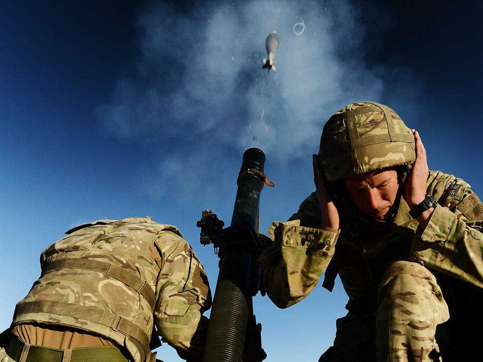 The Rise of Private Military Companies