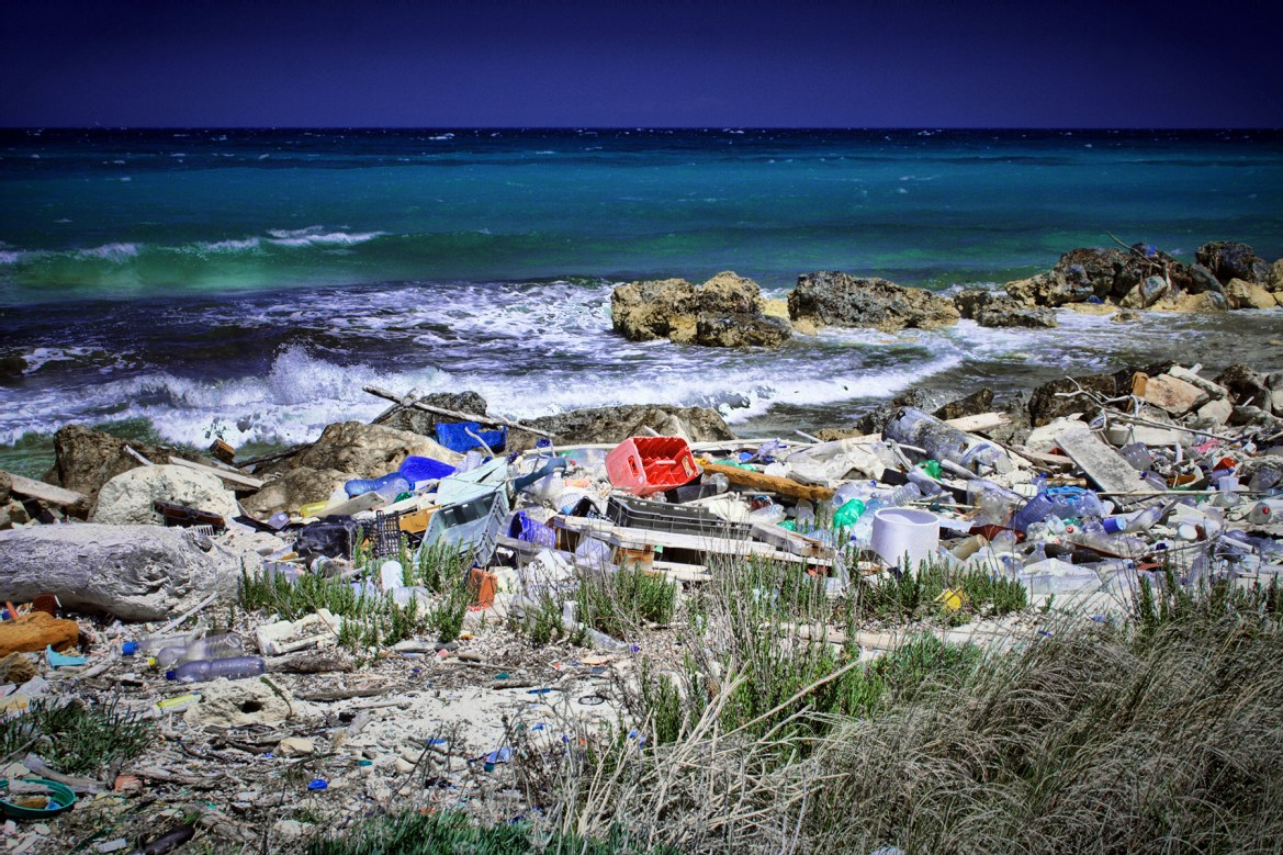 Cry me a river: where does all the plastic flow?