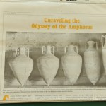 Picture of Unraveling the Odyssey of the Amphoras newspaper article