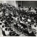 1967 graduation at the rac crowd shot