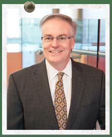 Joe Rexing, UMBC's director of facilities management