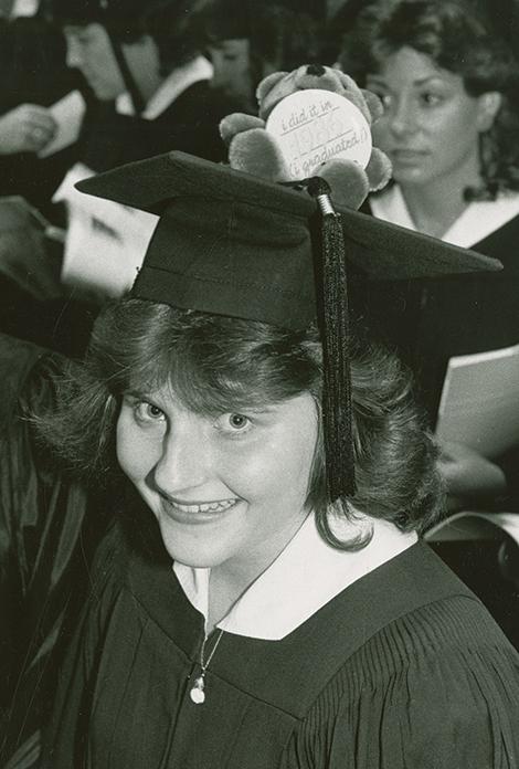 Graduation, 1986
