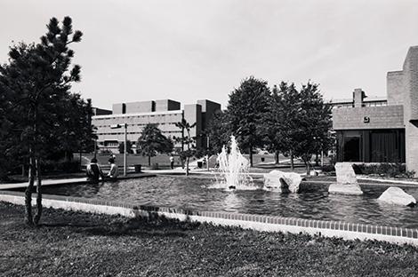 UMBC Campus, 1976