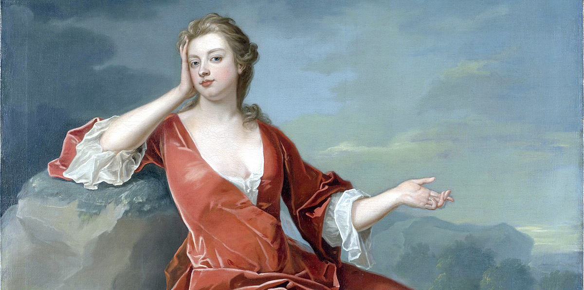 Sarah Churchill was an adroit investor and savvy political operative. Government Art Collection