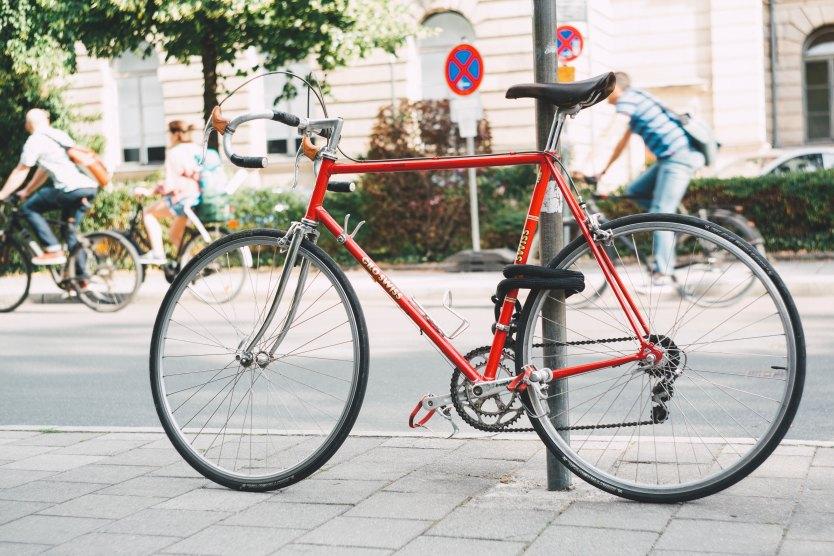 biking in cities