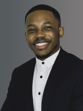 Headshot of Olumide Fagboyegun