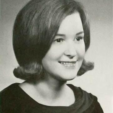 """Cornelia """"Cornie"""" Bowles in 1966"""