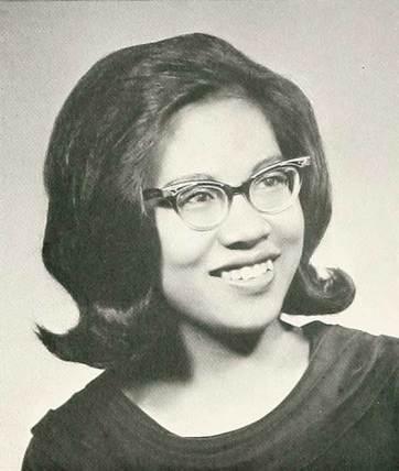 Eva Teng in 1966