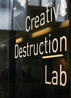 Image result for creative destruction