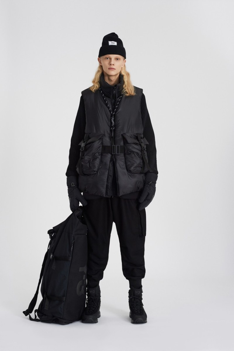Y-3 2020AW Collection available now.
