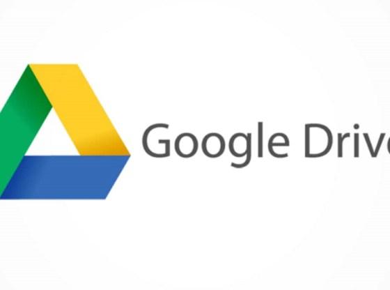 L'immagine mostra il logo di Google Drive