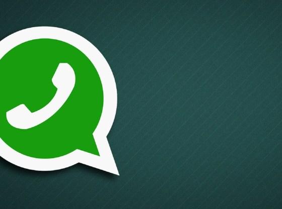 L'immagine mostra il logo di WhatsApp