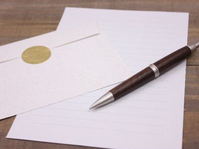 最近手紙書いてる?メールで済む時代に敢えて気持ちを手紙で伝えてみよう!