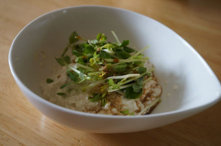 ふんわり豆腐サラダ