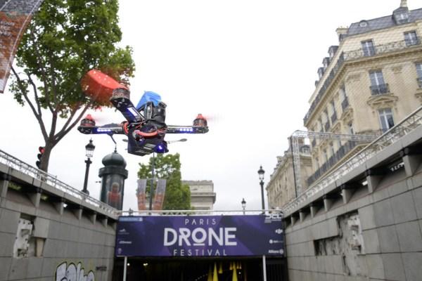 Drone Champions League