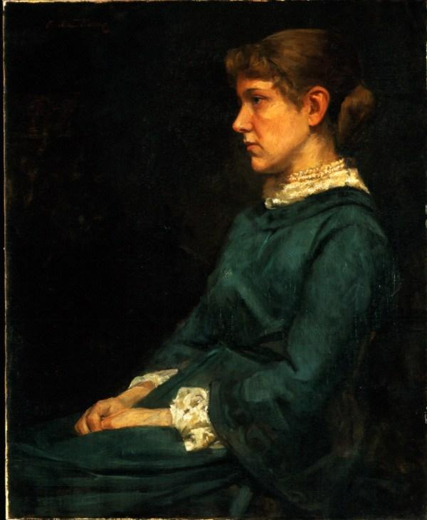 1000 Cecilia Beaux 1855-1942