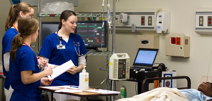 Spotlight on WLC's Nursing Major